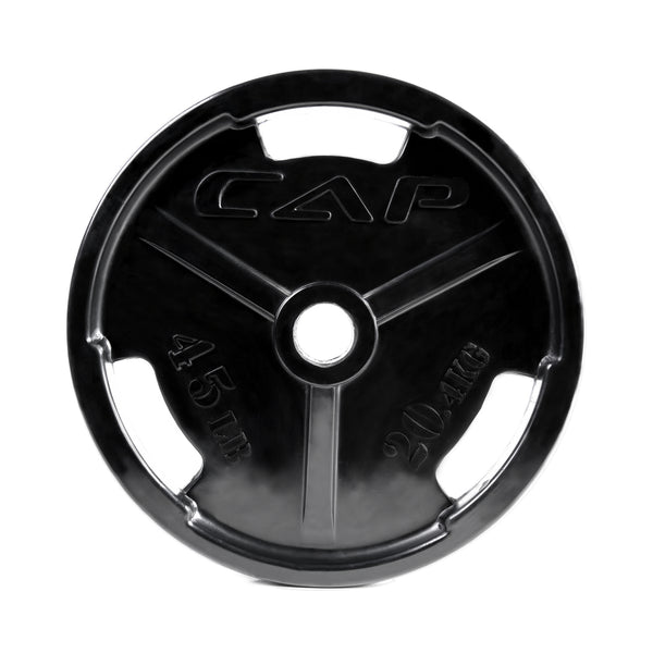 Cap Rubber Olympic Grip Plate