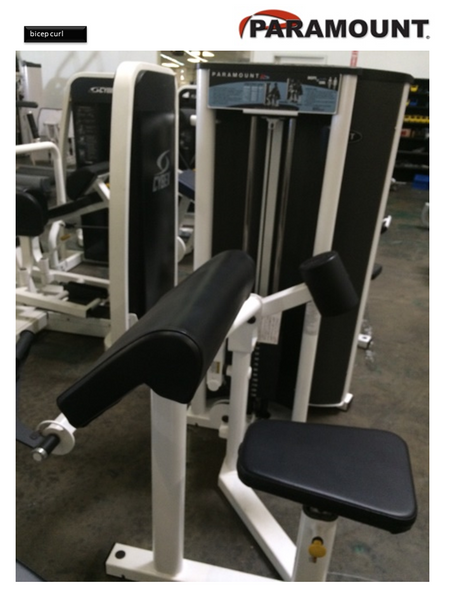 Paramount Gym Equipment Package of the Week from Fit4Sale Fitness Equipment Sales, Service and Consultations - POW - 20160607