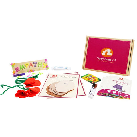 Homeschooling Character Education Bundle - Happy Heart Kid