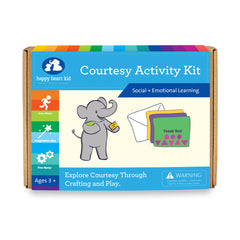 Courtesy Activity Kit - Happy Heart Kid