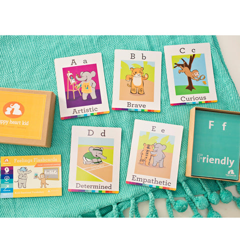 Imaginative Play Flashcards - Happy Heart Kid