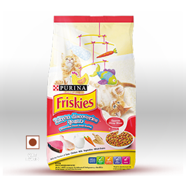 Purina Friskies Kitten Discoveries Baby Cat Food