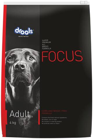 Drools Focus Adult Super Premium Dog Food - Pet Chum