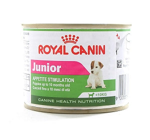 Royal Canin Mini Junior Can Food - 195 gm - Pet Chum