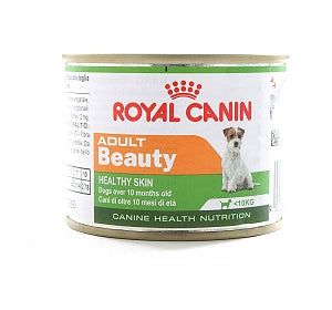 Royal Canin Mini Adult Beauty Can Food - 195gm - Pet Chum
