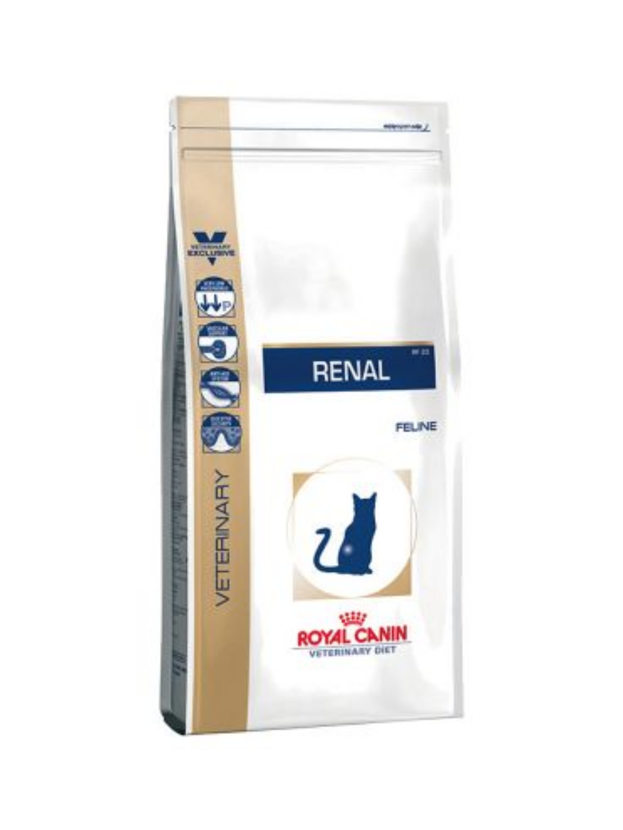 ROYAL CANIN RENAL FELINE 2KG - Pet Chum