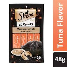Sheba Melty Cat Treat- Maguro Single Tuna Flavour - Pet Chum