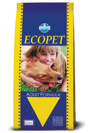 Farmina Ecopet Adult Dog Food 15kg - Pet Chum