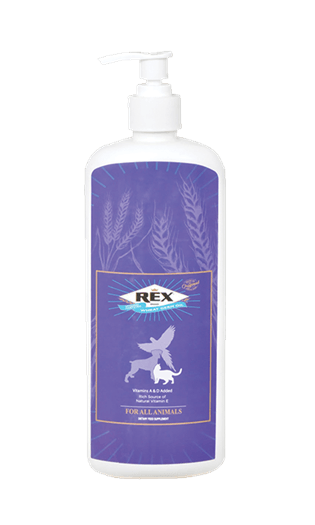 B62-REX WHEAT GERM OIL-500 ml
