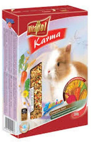JUNIOR - Food for Young RABBITS 400gms - Pet Chum
