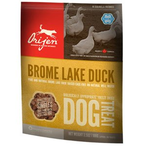 Orijen Freeze Dried-Free Run Duck Dog Treat - Pet Chum
