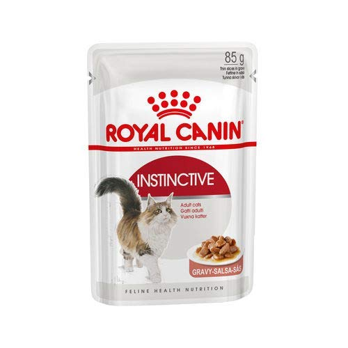 Royal Canin Instinctive Cat Food, 85 g (12 Pack) - Pet Chum