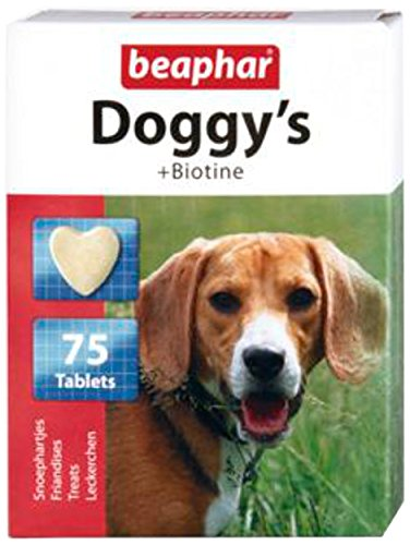 Doggy's + Biotine | 75 Tablets