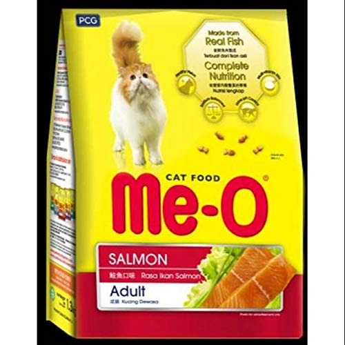 Me-O Salmon - Pet Chum