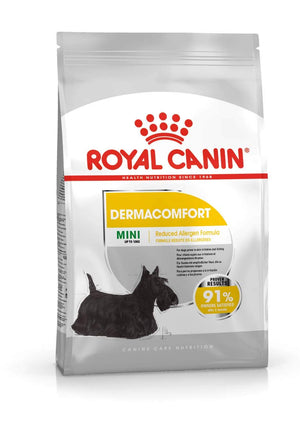 Royal Canin Mini DERMACOMFORT, 1 kg - Pet Chum