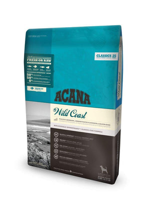 Acana Classic Wild Coast Dog Food - Pet Chum
