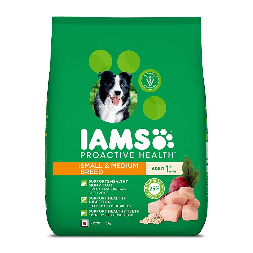 IAMS Proactive Health Adult Small & Medium Dry Dog Food - Pet Chum