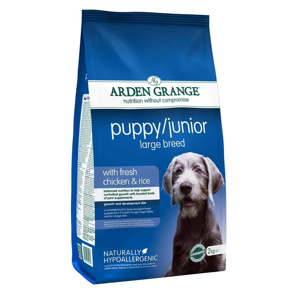 Arden Grange Dog Food Puppy Junior for Large Giant Breeds - Pet Chum