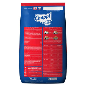 Pedigree Chappi Adult Dry Dog Food, Chicken & Rice, 20kgPack - Pet Chum