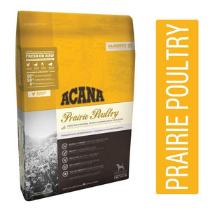 Acana Classic Prairie Poultry Dog Food - Pet Chum