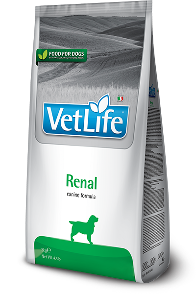 Farmina Vetlife Renal Canine Dog food - Pet Chum