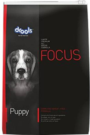 Drools Focus Puppy Super Premium Dog Food - Pet Chum