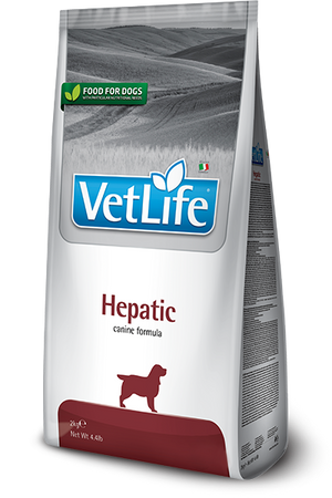 Farmina Vetlife Hepatic Canine Dry Dog Food - Pet Chum