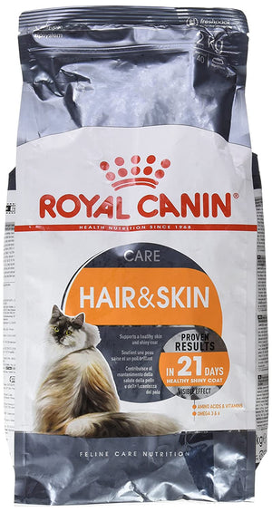 Royal Canin Hair and Skin Cat Food - Pet Chum