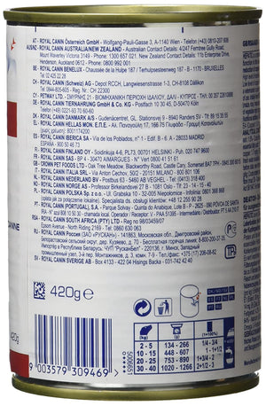 Royal Canin Hepatic Dog Can, 420 g - Pet Chum