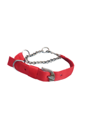 Durable Dog Choke Collar for Small, Medium & Large Dogs