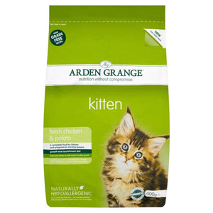 Arden Grange Cat Food Kitten