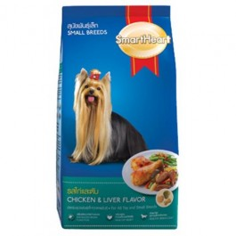 SmartHeart Small Breed Chicken & Liver - Pet Chum