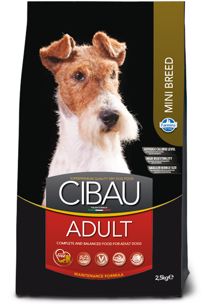 Farmina Cibau Adult Mini Dog Food - Pet Chum