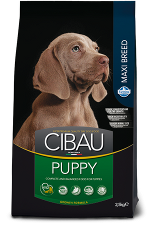 Farmina CIBAU Puppy Maxi - Pet Chum