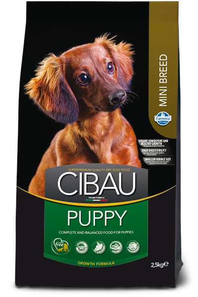 Farmina Cibau Mini Puppy Dog Food - Pet Chum