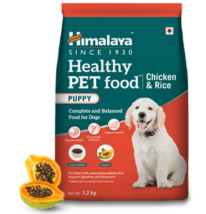 Himalaya Healthy PET food-Puppy - Pet Chum