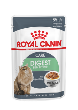 ROYAL CANIN Digestive Sensitive in Gravy - Pet Chum