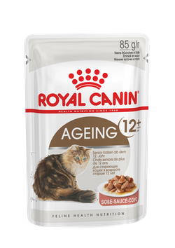 Royal Canin Ageing 12+ Gravy - Pet Chum