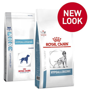 Royal Canin Hypoallergenic Veterinary diet Canine 2kg/7Kg dog food - Pet Chum