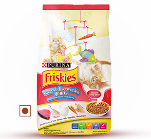 Purina Friskies Kitten Discoveries Baby Cat Food - Pet Chum