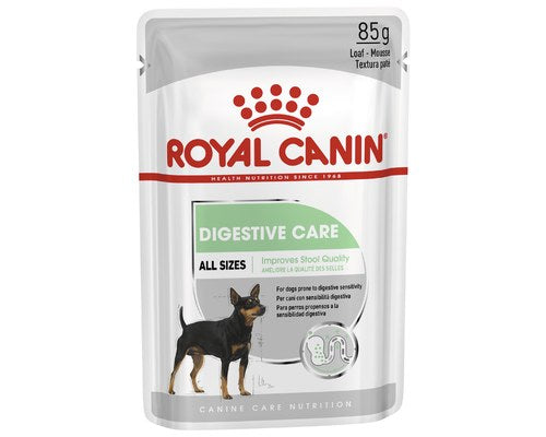 ROYAL CANIN DOG DIGESTIVE CARE LOAF 85G(Pack of 12) - Pet Chum