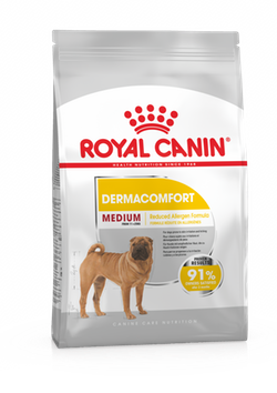 Royal Canin Medium Derma, 3kg - Pet Chum