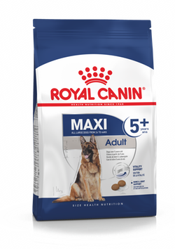 Royal Canin Maxi Adult 5+, 4kg - Pet Chum