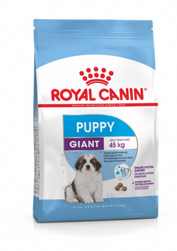 Royal Canin Giant Puppy Dry food - Pet Chum