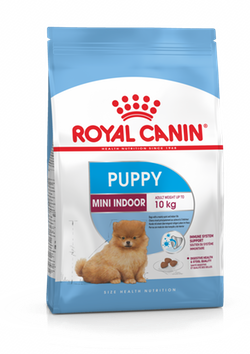 Royal Canin Mini Indoor Puppy, 1.5kg - Pet Chum