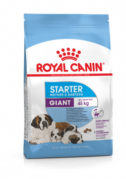 Royal Canin Giant Starter Dry Dog Food - Pet Chum
