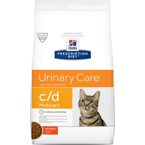 Hill's™ Prescription Diet™ c/d™ Multicare Feline with Chicken | 1.5kg - Pet Chum