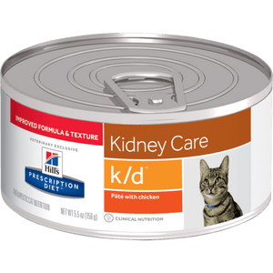 Hill's™ Prescription Diet™ k/d™ Feline with Chicken | Pack of 24 - Pet Chum