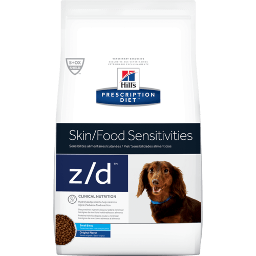 Hill's™ Prescription Diet™ z/d™ Canine Small Bites Dog Food - Pet Chum
