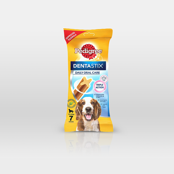 Pedigree Dentastix Oral Care for Small, Medium & Large Breed